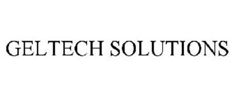 GELTECH SOLUTIONS
