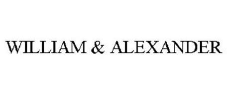 WILLIAM & ALEXANDER