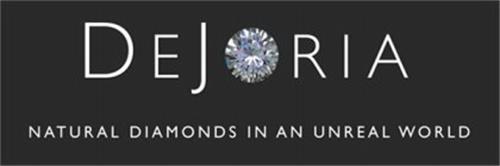 DEJORIA NATURAL DIAMONDS IN AN UNREAL WORLD