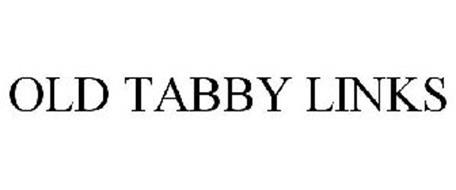 OLD TABBY LINKS