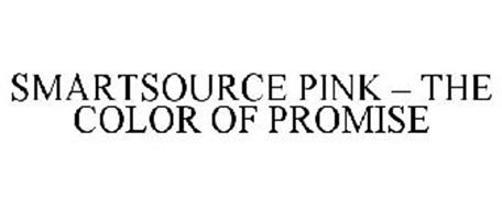 SMARTSOURCE PINK - THE COLOR OF PROMISE