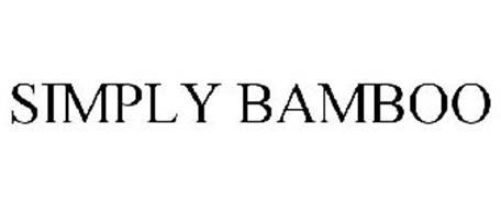 SIMPLY BAMBOO