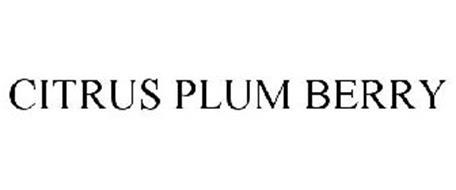 CITRUS PLUM BERRY