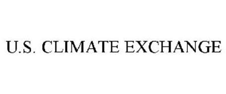 U.S. CLIMATE EXCHANGE