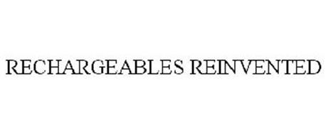 RECHARGEABLES REINVENTED