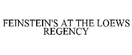 FEINSTEIN'S AT THE LOEWS REGENCY