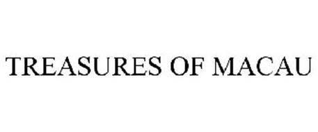 TREASURES OF MACAU