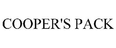 COOPER'S PACK