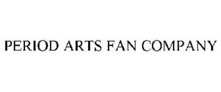 PERIOD ARTS FAN COMPANY