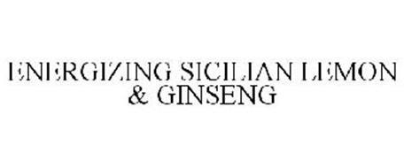 ENERGIZING SICILIAN LEMON & GINSENG