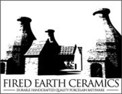 FIRED EARTH CERAMICS DURABLE HANDCRAFTED QUALITY PORCELAIN BATHWARE