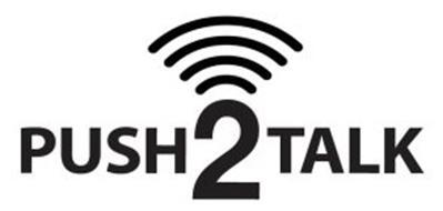 PUSH2TALK
