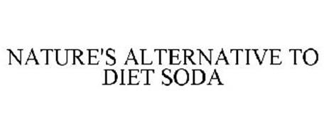 NATURE'S ALTERNATIVE TO DIET SODA