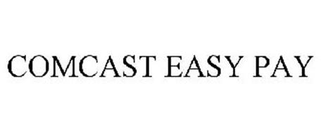 COMCAST EASY PAY