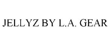 JELLYZ BY L.A. GEAR