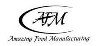AFM AMAZING FOOD MANUFACTURING