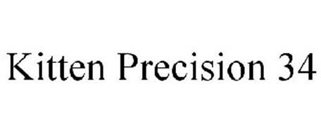 KITTEN PRECISION 34
