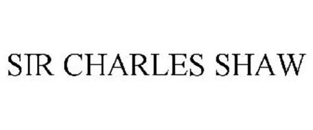 SIR CHARLES SHAW