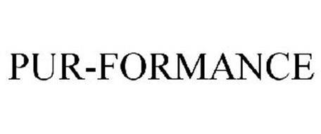 PUR-FORMANCE