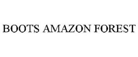 BOOTS AMAZON FOREST