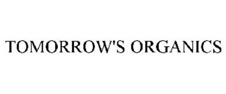 TOMORROW'S ORGANICS