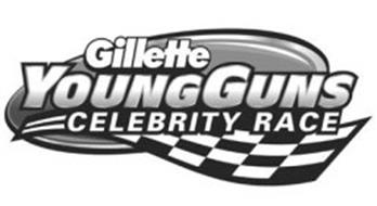GILLETTE YOUNG GUNS CELEBRITY RACE