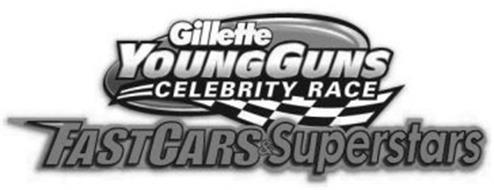 GILLETTE YOUNG GUNS CELEBRITY RACE FAST CARS & SUPERSTARS