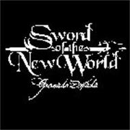 SWORD OF THE NEW WORLD GRANADO ESPADA