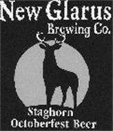 NEW GLARUS BREWING CO. STAGHORN OCTOBERFEST BEER