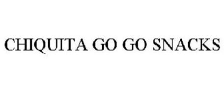 CHIQUITA GO GO SNACKS
