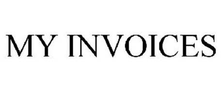 MY INVOICES