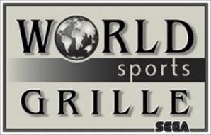 WORLD SPORTS GRILLE SEGA