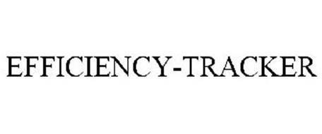 EFFICIENCY-TRACKER