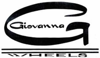 G GIOVANNA WHEELS