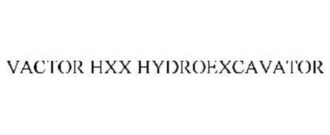 VACTOR HXX HYDROEXCAVATOR