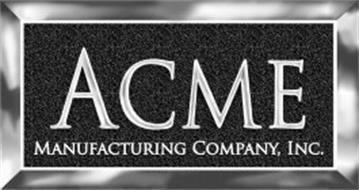 ACME MANUFACTURING COMPANY, INC.