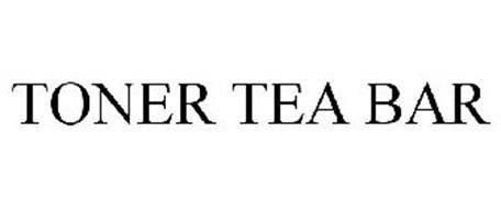 TONER TEA BAR
