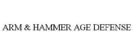 ARM & HAMMER AGE DEFENSE