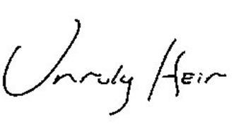 UNRULY HEIR
