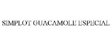 SIMPLOT GUACAMOLE ESPECIAL