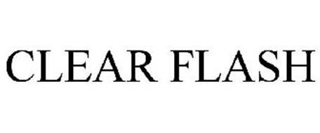 CLEAR FLASH