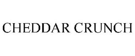 CHEDDAR CRUNCH