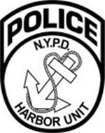POLICE N.Y.P.D. HARBOR UNIT