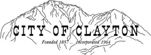CITY OF CLAYTON FOUNDED 1857 INCORPORATED 1964
