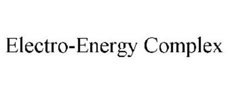 ELECTRO-ENERGY COMPLEX