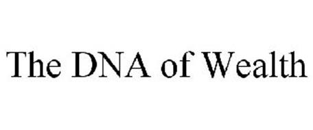 THE DNA OF WEALTH
