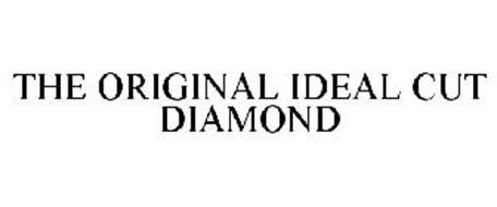 THE ORIGINAL IDEAL CUT DIAMOND