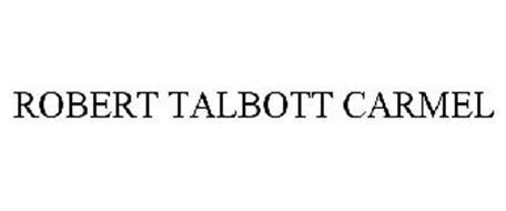 ROBERT TALBOTT CARMEL