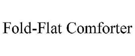 FOLD-FLAT COMFORTER