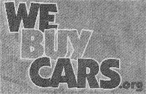 WE BUY CARS.ORG